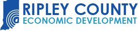 Ripley County Economic Development Logo